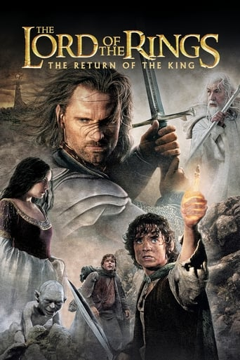 The Lord of the Rings 3: The Return of the King